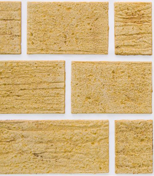 Гибкая плитка Экобрик Блок 074