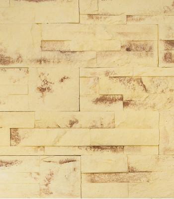 Гипсовая плитка Касавага Кварцит 702